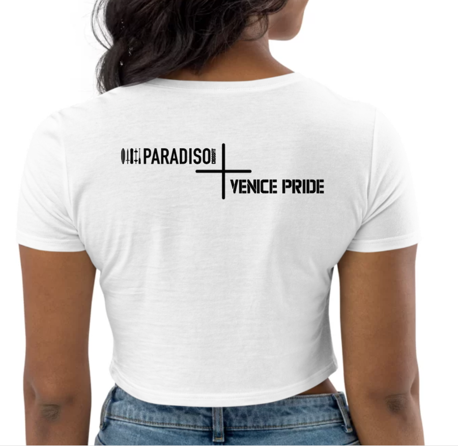 Image of Paradiso VENICE PRIDE Ts and Tank Top