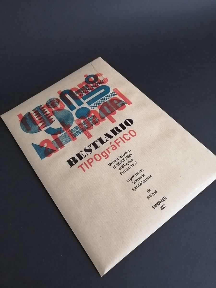 Image of Bestiario Tipográfico