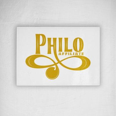 Image of Philo Affiliate Cutting Board