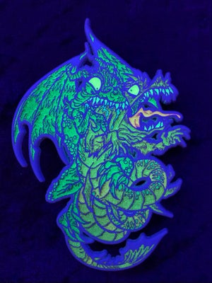 Image of Dire Dancing Dragons x EmiMonster