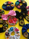 New! Scrunchies /Hair bows Artesanal