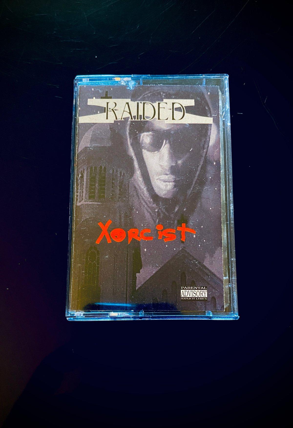 """Image of X-Raided """"Xorcist�"""