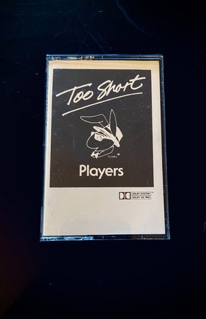 """Image of Too Short """"Players"""""""