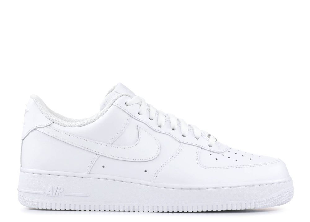 Image of NIKE AIR FORCE 1 '07 'WHITE'