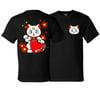 GTSVG X CHAMPION Maneki Artemis T-Shirt