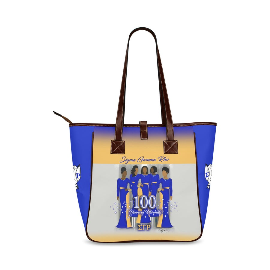 Image of SGRho Luxury Tote (Celebrating 100 Years) Limited Edition