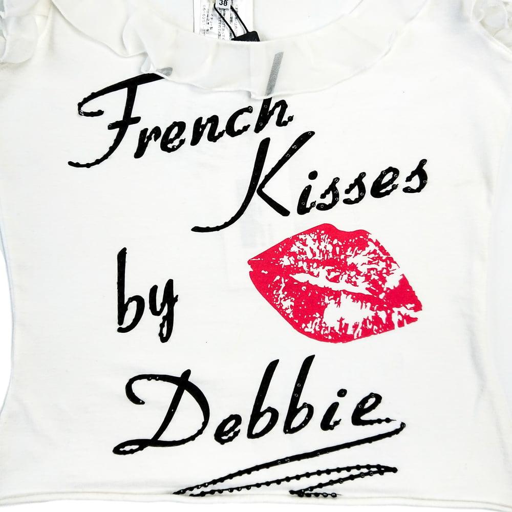 Image of Dolce & Gabbana 2001 'Debbie Harry' Tank Top