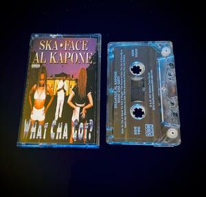 "Image of SKA•FACE ⚡️ AL Kapone ""What cha Got?"""