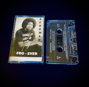"""Image of Afroman """"FRO-EVER"""""""