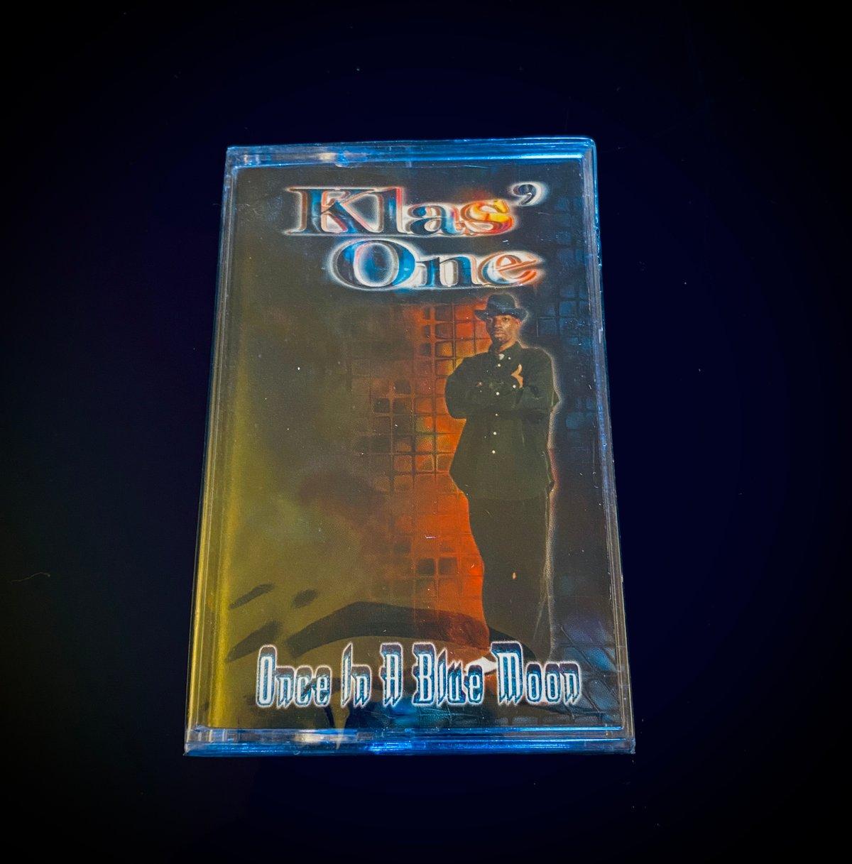 "Image of Klas' One ""once in a blue moon�"