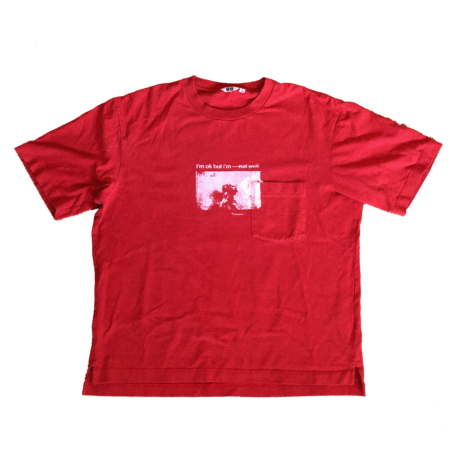 Image of Hell® Upcycled: Red – (M/L)