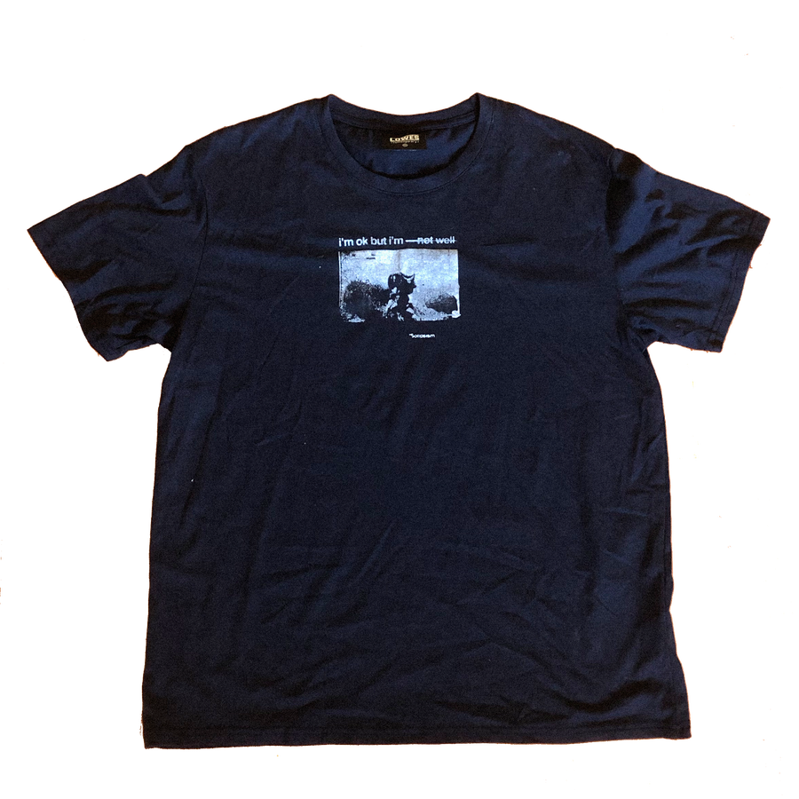 Image of Hell® Upcycled: Navy (XXL)