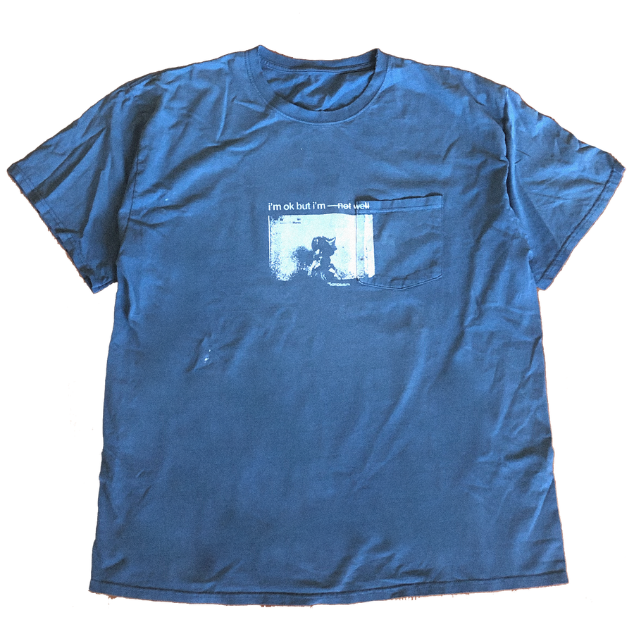 Image of Hell® Upcycled: China Blue – (XL)