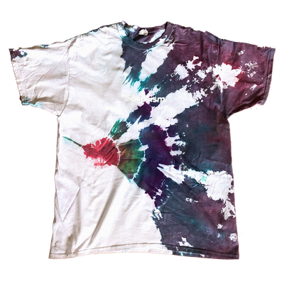 Image of *Solipsism Upcycled: Tie Dye – (XL)