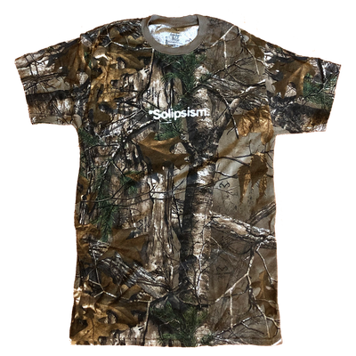 Image of *Solipsism Upcycled: RealTree® Camo – (M)