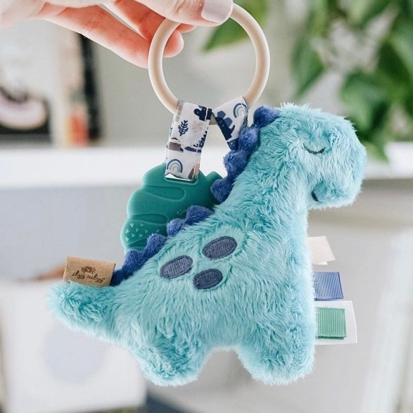 Image of JAMES DINO Itzy Pal Infant Toy