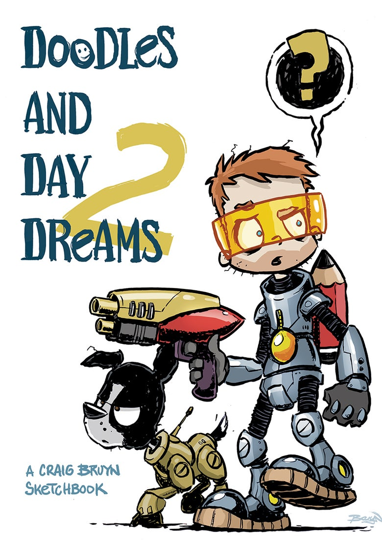 Image of Doodle and Daydreams 2