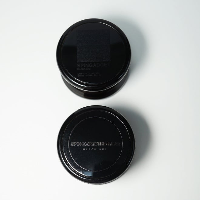 Image of SPINGEAR X SOMETHING SPINGADGET BLACK OUT PACK