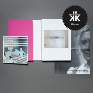 Image of Dream is Wonderful, Yet Unclear with 5 postcards and poster