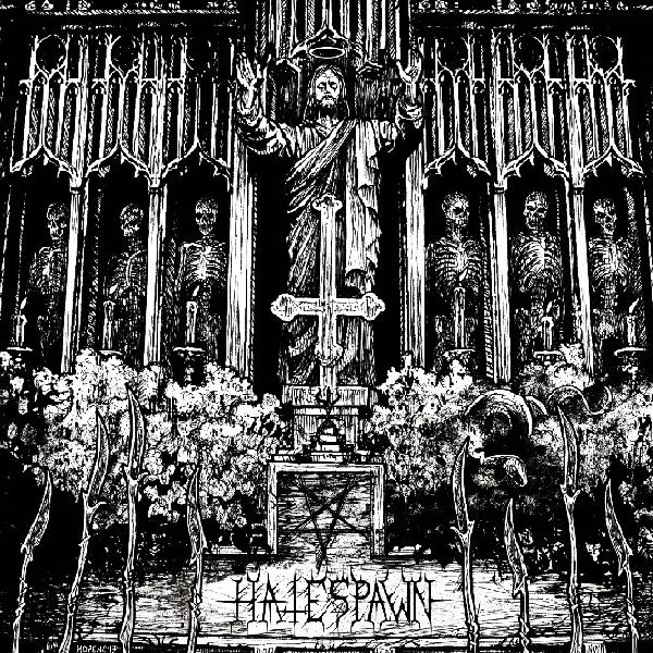 """Image of Hatespawn """"Abyssic conquerors"""" _ 12"""" LP _  Sepulchral Voice"""