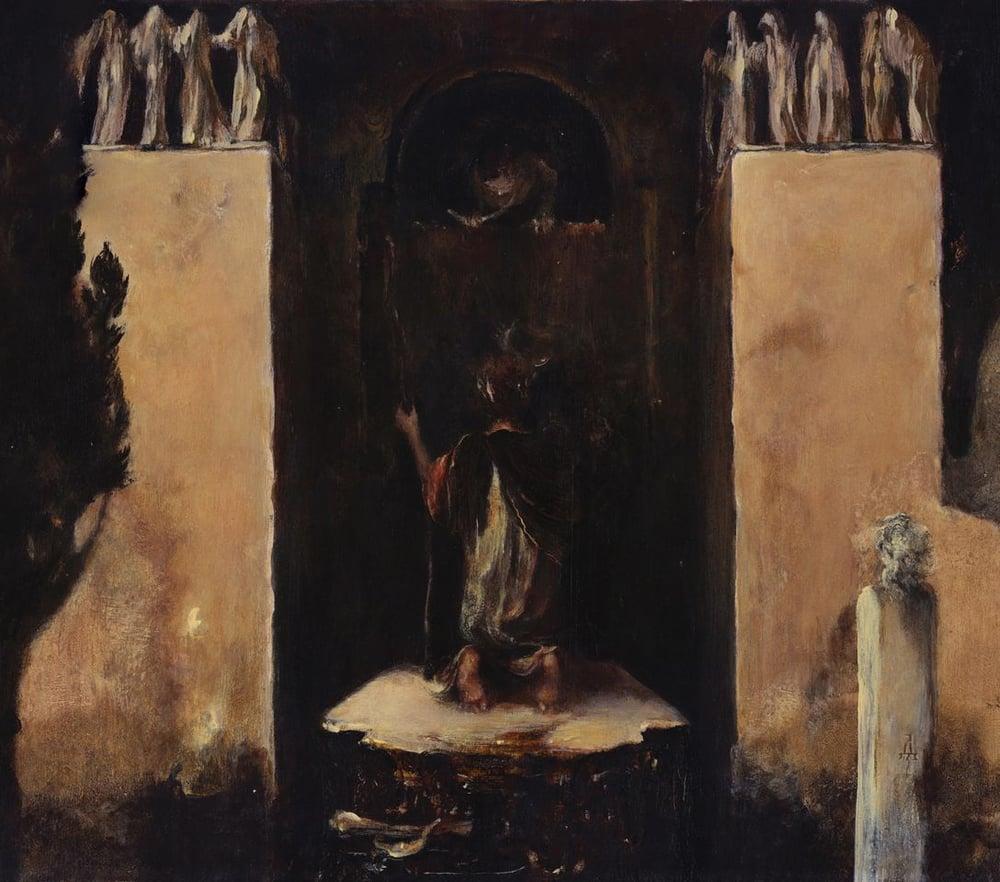 """Image of Grave Miasma """"Odori Sepulcrorum"""" _2x12""""LP_ Sepulchral Voice"""