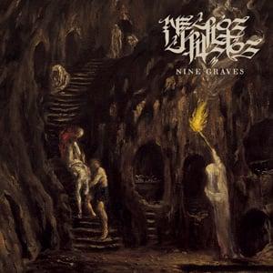 "Image of Necros Christos ""Nine Graves"" LP_Sepulchral Voice"