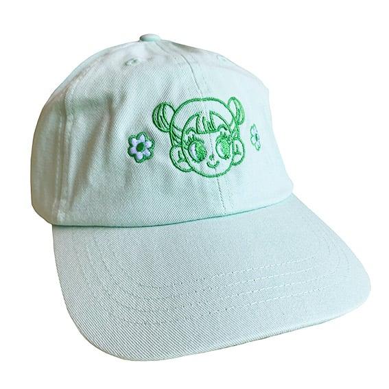 Image of green cap