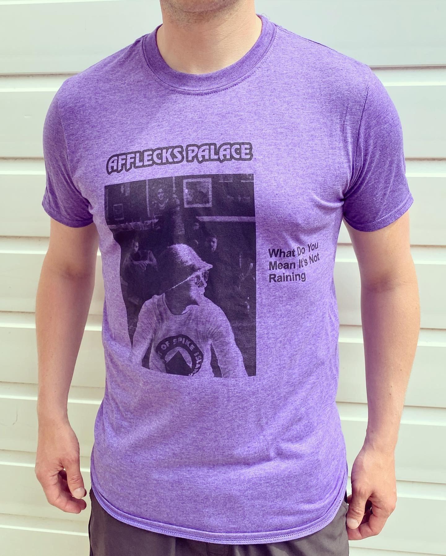 Image of Afflecks Palace - What Do You Mean Its Not Raining  (T-shirt)