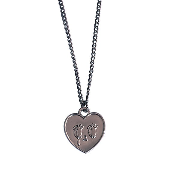 Image of Silver heart