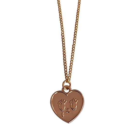 Image of Golden heart