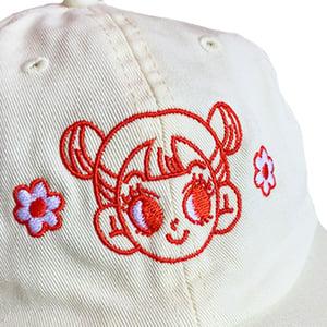 Image of yellow cap