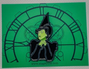 Elphaba From Wicked The Musical
