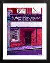 Underground Railroad, Morgantown WV Giclée Art Print (Multi-size options)