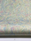 Marbled Paper Gouache - Drawn Stone
