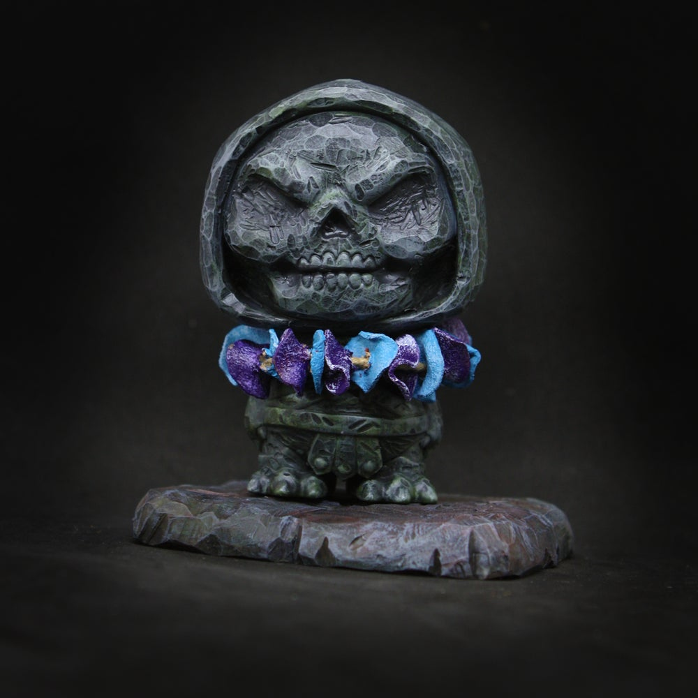 Image of Stone Skeletor (shipping included)
