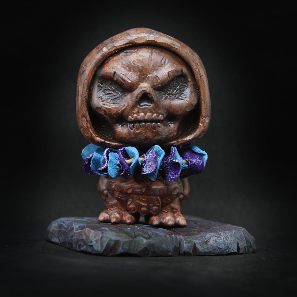 Image of Tiki Skeletor (shipping included)