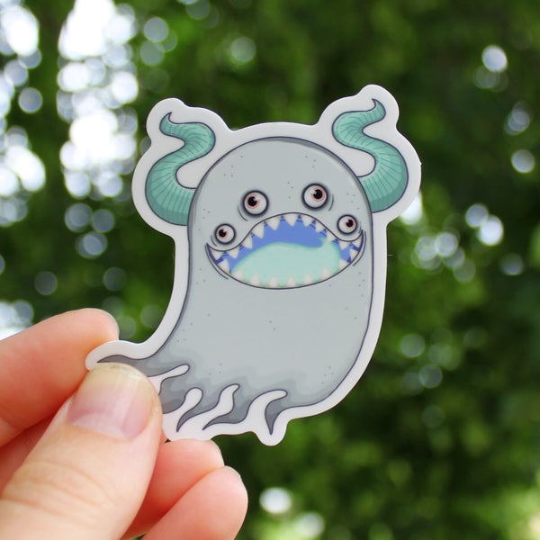 Image of Little Ghost Sticker
