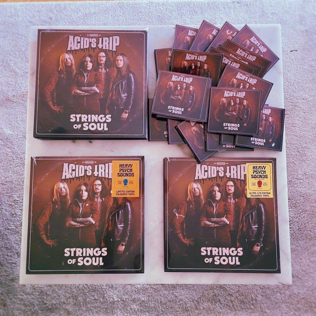 Image of STRINGS OF SOUL - DIGIPAK CD