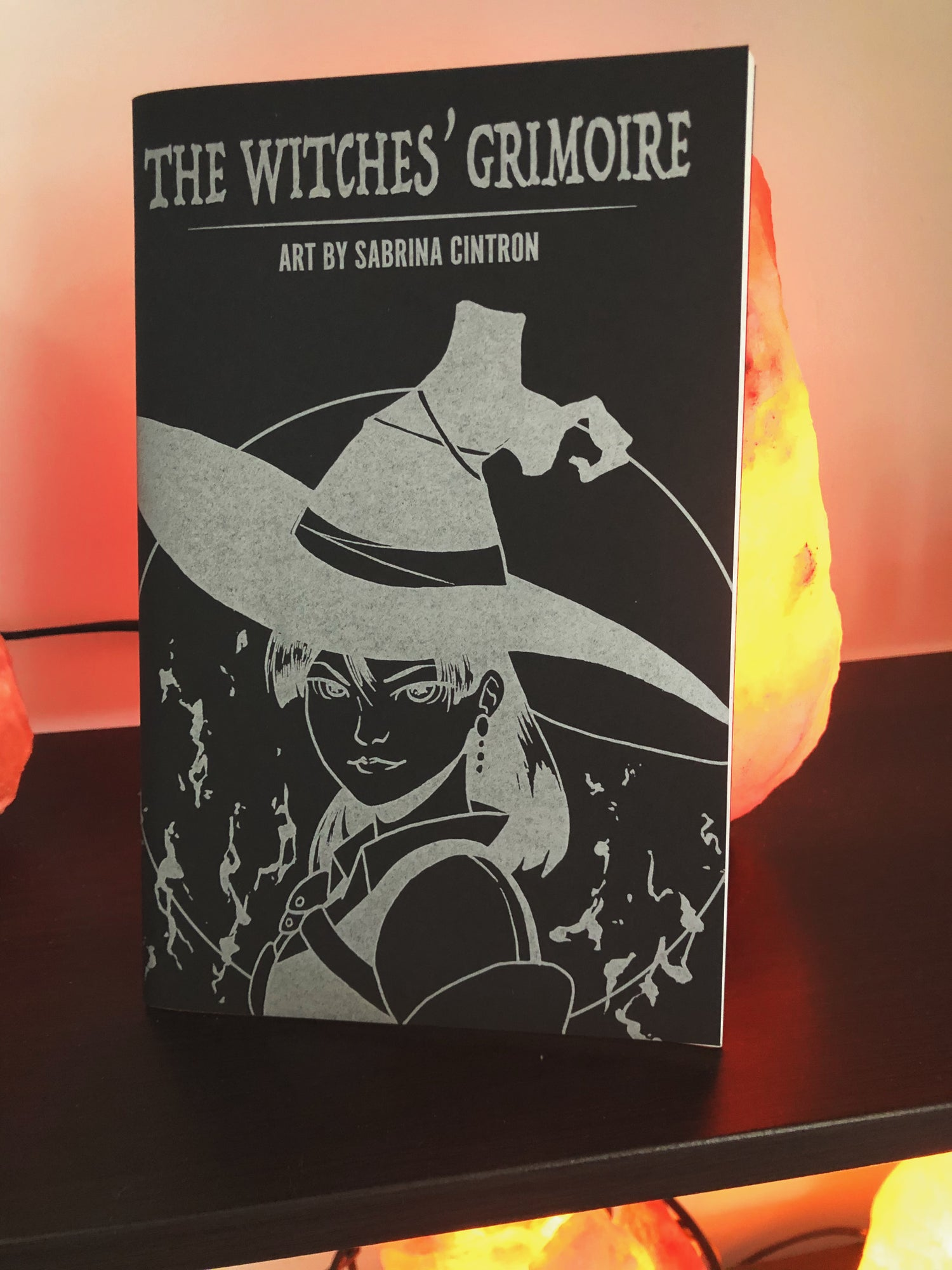Image of The Witches' Grimoire Chapbook