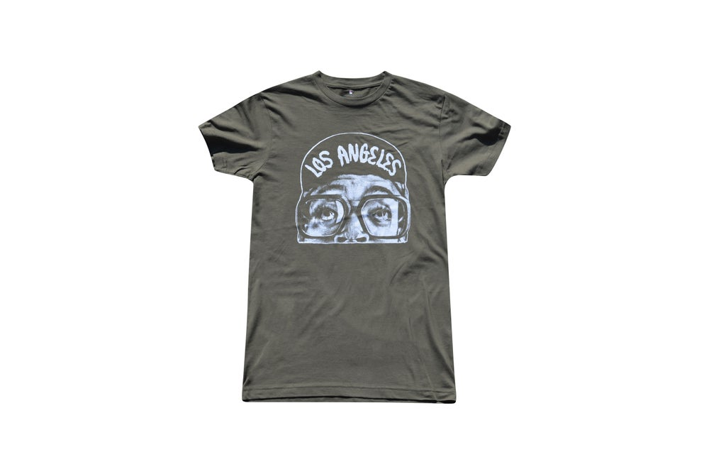 Image of Los Marz Olive T-Shirt