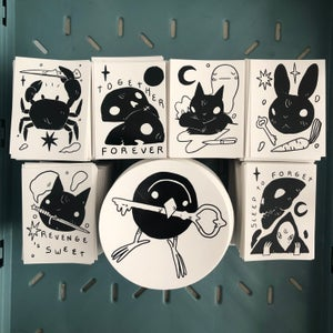 Image of June 2021 Sticker Set