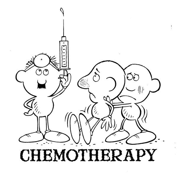 """Image of CHEMOTHERAPY - s/t 7"""""""