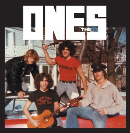 """Image of THE ONES - s/t 7""""+CD"""
