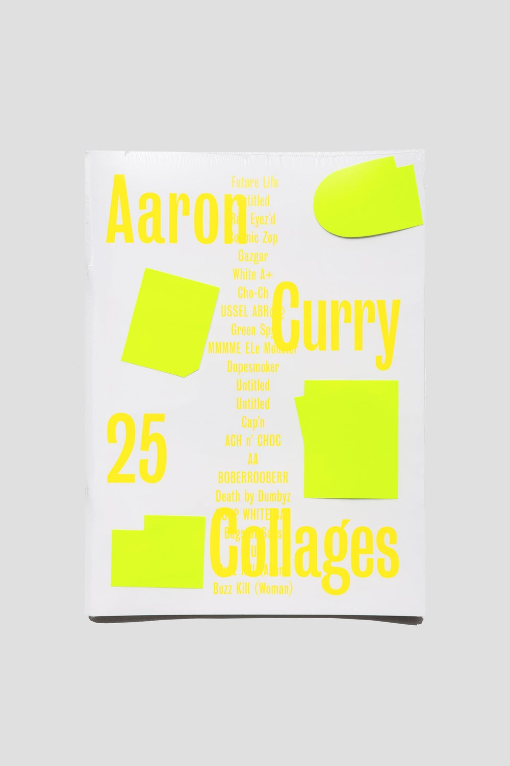 Image of Aaron Curry - 25 Collages