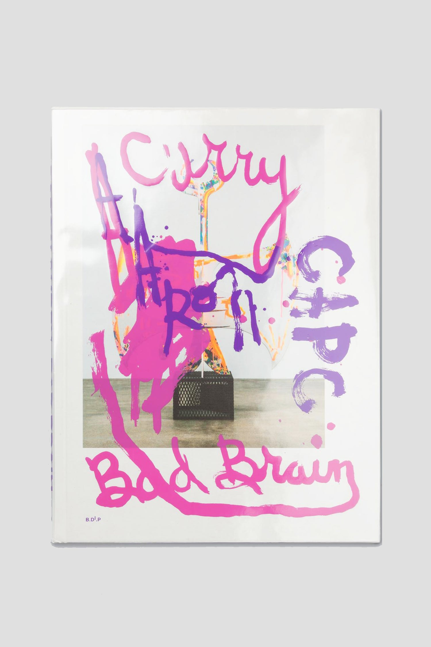 Image of Aaron Curry - Bad Brain