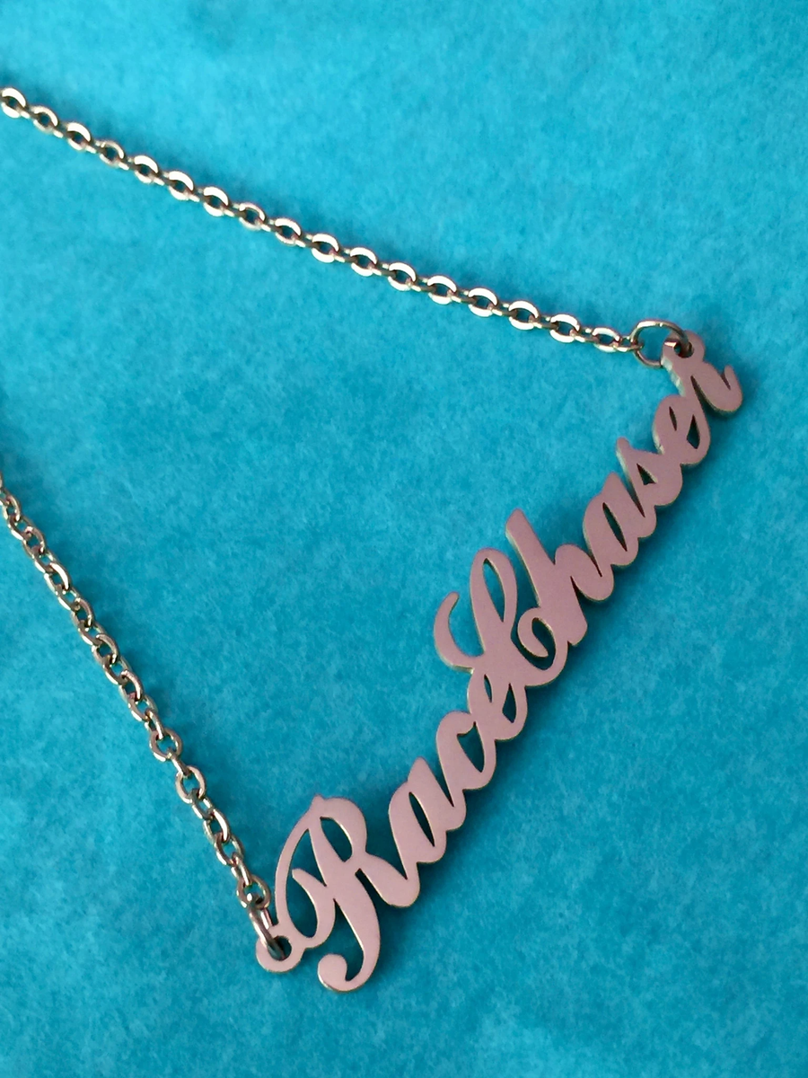 Image of RaceChaser necklace