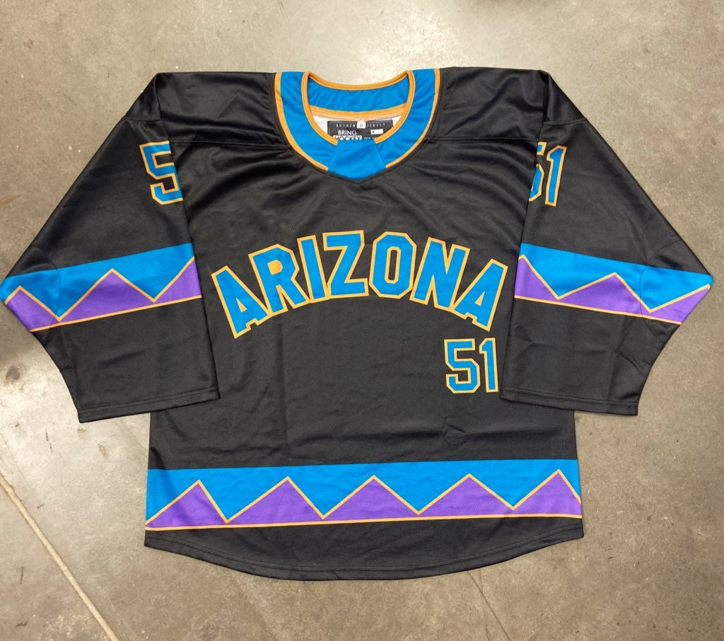 Baseball x Hockey Mashup Jersey  [Pre-Sale]