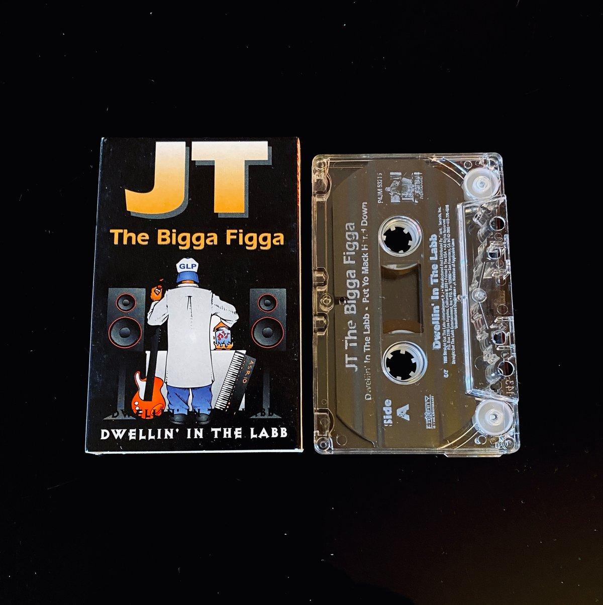 "Image of JT the BIGGA Figga ""dwellin in the lab�"