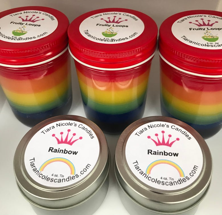 Image of Pride Month Candles
