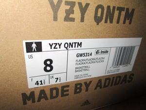 "Image of adidas Yeezy Quantum ""Flash Orange"""